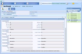 Oprogramowanie dla lekarzy Szczecin - moduł gabinet - dane pacjenta